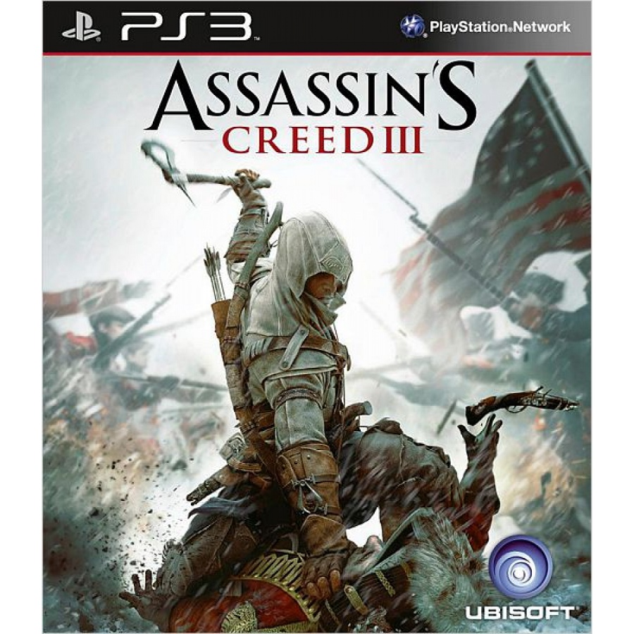 Игра для PS3 Assassin's Creed III title=