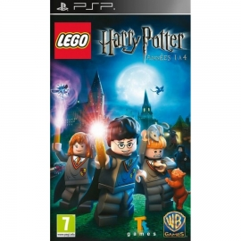 Игра для PSP Harry Potter: Years 1-4