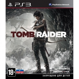 Игра для PS3 Tomb Raider