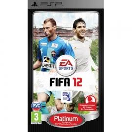 Игра для PSP FIFA 12 Platinum