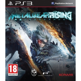 Игра для PS3 Metal Gear Rising: Revengeance