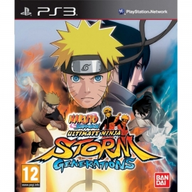 Игра для PS3 Naruto Shippuden: Ultimate Ninja Storm Generations