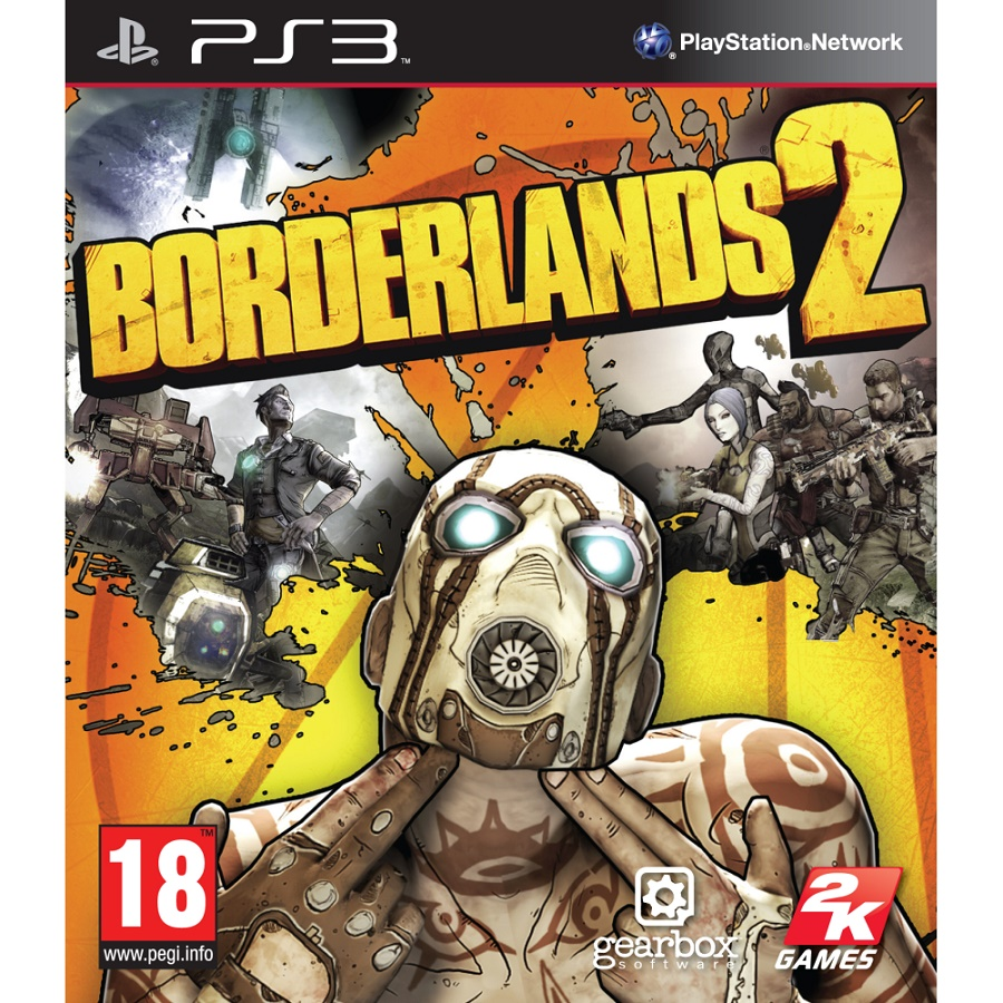 Игра для PS3 Borderlands 2 (Premiere Club Edition) title=