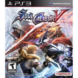 Игра для PS3 Soulcalibur V