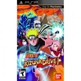 Игра для PSP Naruto Shippuden: Kizuna Drive