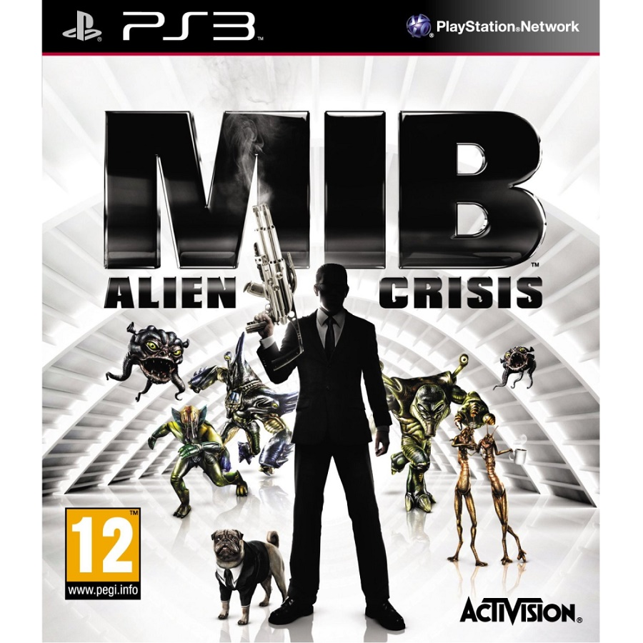 Игра для PS3 Men In Black: Alien Crisis title=