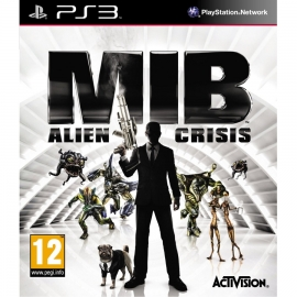 Игра для PS3 Men In Black: Alien Crisis