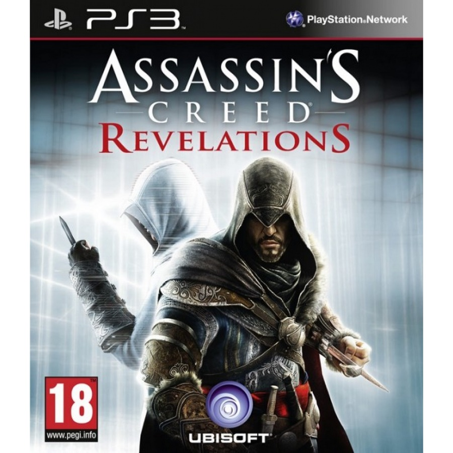Игра для PS3 Assassin's Creed: Revelations title=