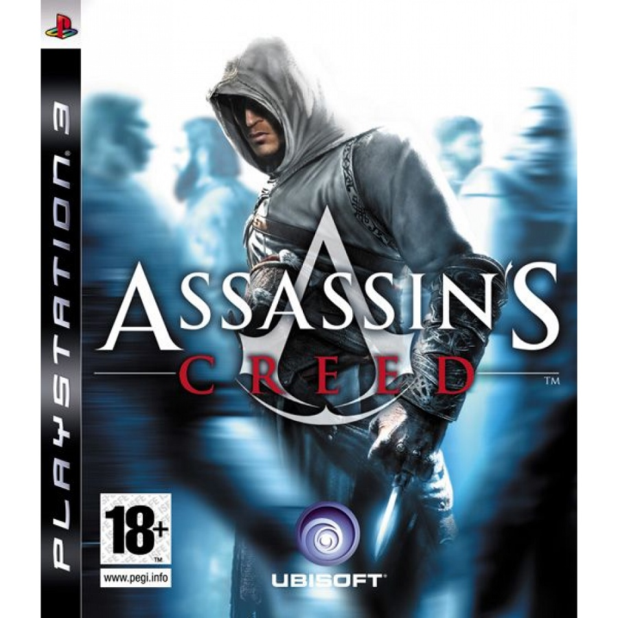 Игра для PS3 Assassin's Creed title=