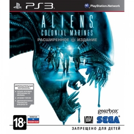 Игра для PS3 Aliens Colonial Marines (Limited Edition)