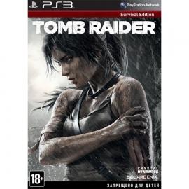 Игра для PS3 Tomb Raider. Survival Edition