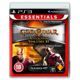 Игра для PS3 God of War. Collection 2 (Essentials)