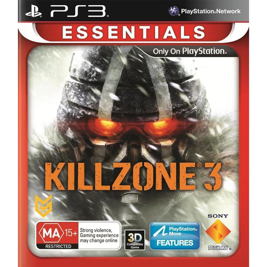 Игра для PS3 Killzone 3 (Essentials) title=