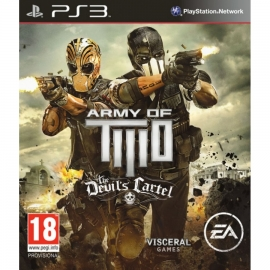 Игра для PS3 Army of TWO: The Devil's Cartel