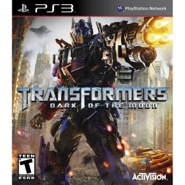 Игра для PS3 Transformers: Dark of the Moon