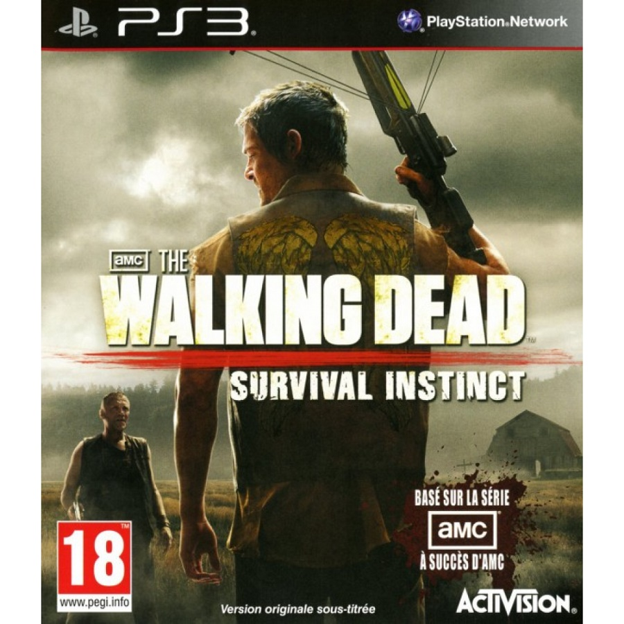 Игра для PS3 The Walking Dead: Survival Instinct title=