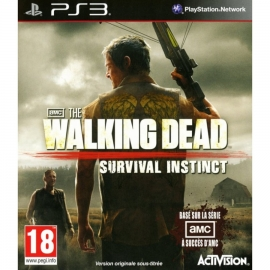 Игра для PS3 The Walking Dead: Survival Instinct
