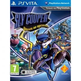 Игра для PS Vita Sly Cooper: Прыжок во времени