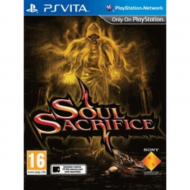 Игра для PS Vita Soul Sacrifice