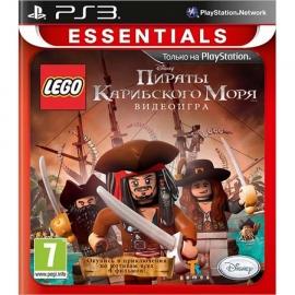 Игра для PS3 LEGO Пираты Карибского моря (Essentials)