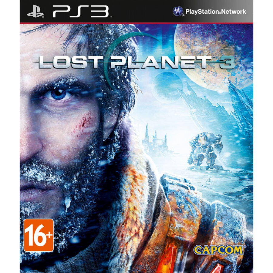 Игра для PS3 Lost Planet 3 title=