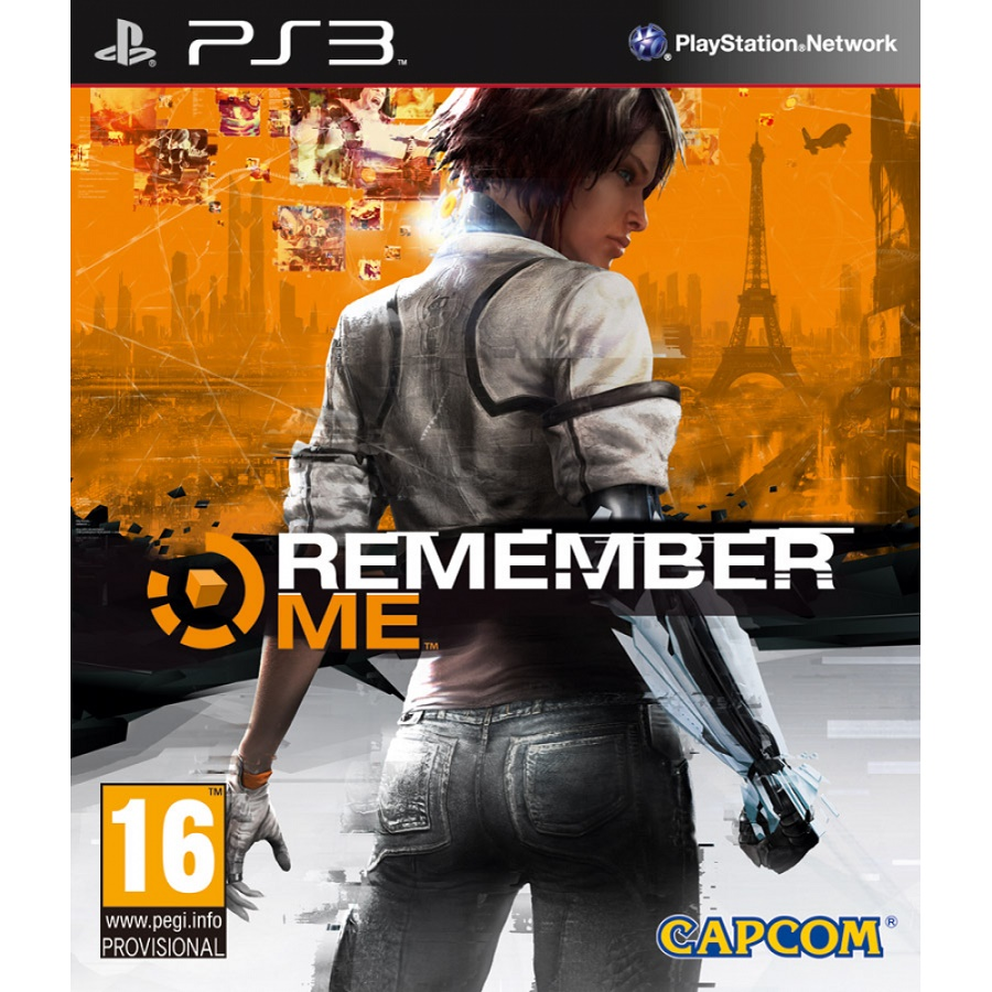Игра для PS3 Remember Me title=