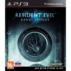 Игра для PS3 Resident Evil: Revelations