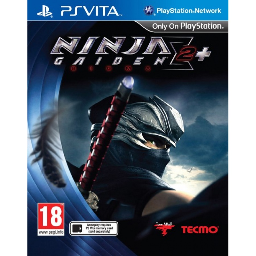 Игра для PS Vita Ninja Gaiden Sigma 2 Plus title=