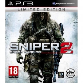 Игра для PS3  Sniper: Ghost Warrior 2 (Limited Edition)