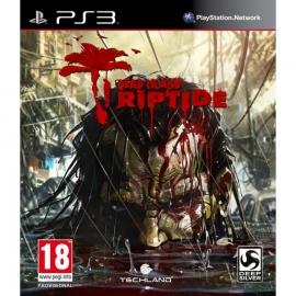 Игра для PS3 Dead Island: Riptide