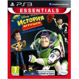 Игра для PS3 История игрушек 3: Большой побег