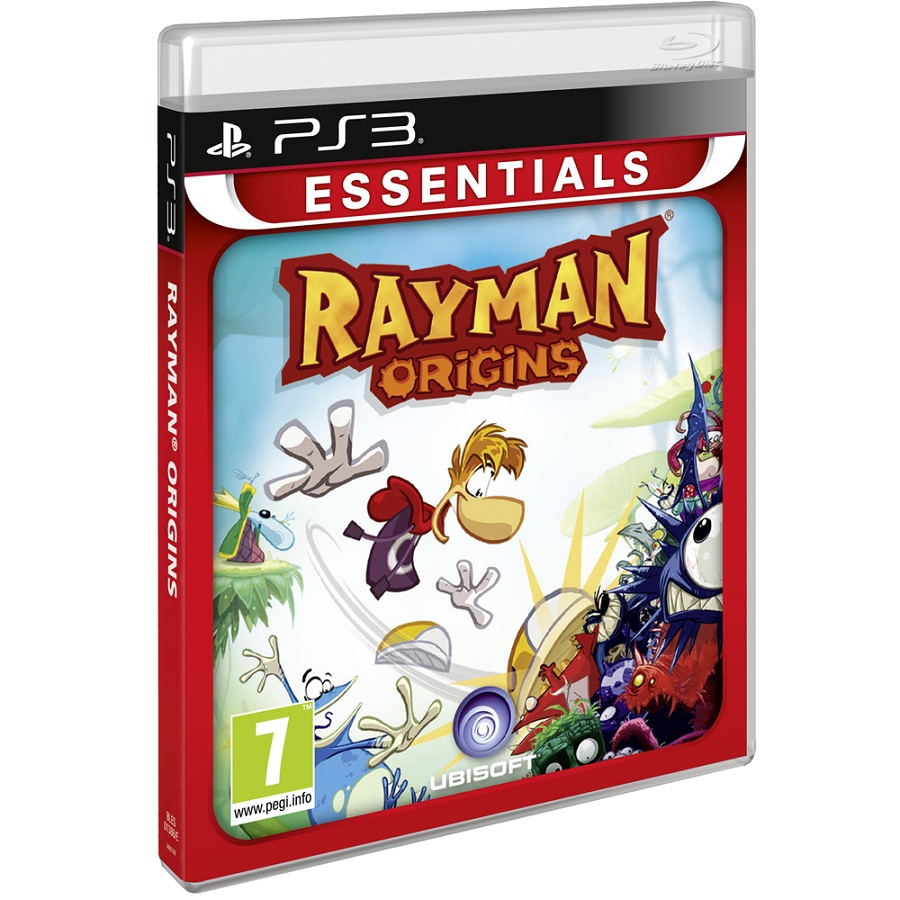 Игра для PS3 Rayman Origins (Essentials) title=