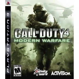 Игра для PS3 Call of Duty 4: Modern Warfare