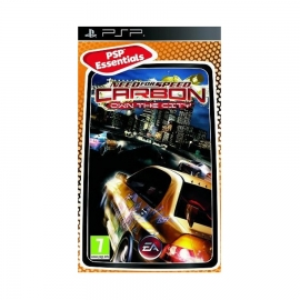 Игра для PSP Need for Speed Carbon Own The City (Essentials)