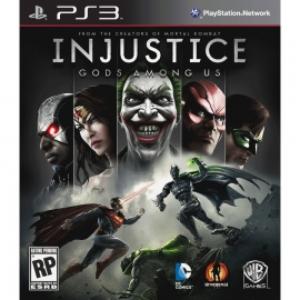 Игра для PS3 Injustice: Gods Among Us