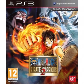 Игра для PS3 One Piece: Pirate Warriors 2