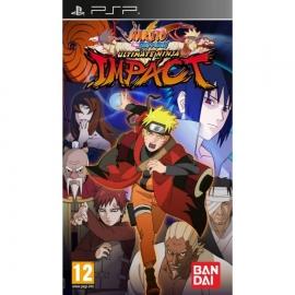 Игра для PSP Naruto Shippuden: Ultimate Ninja Impact
