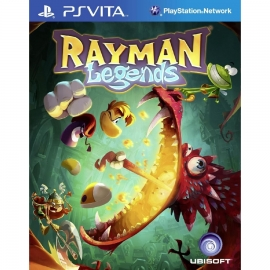 Игра для PS Vita Rayman Legends