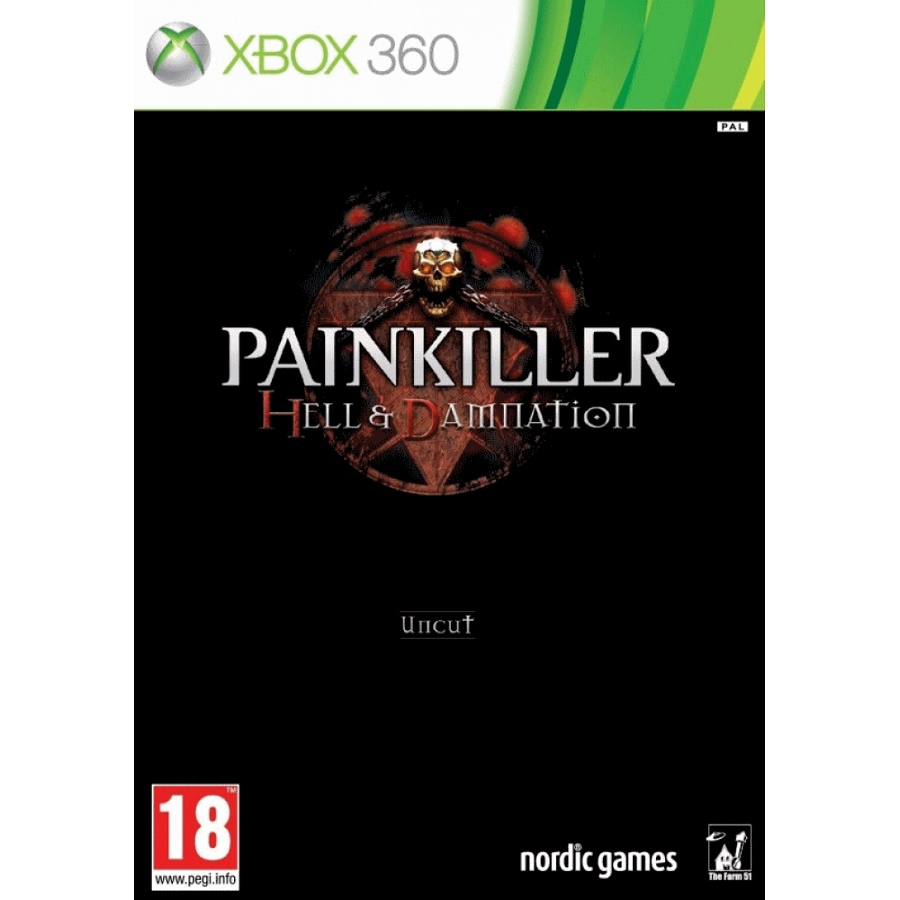 Игра для Xbox 360 Painkiller Hell & Damnation title=