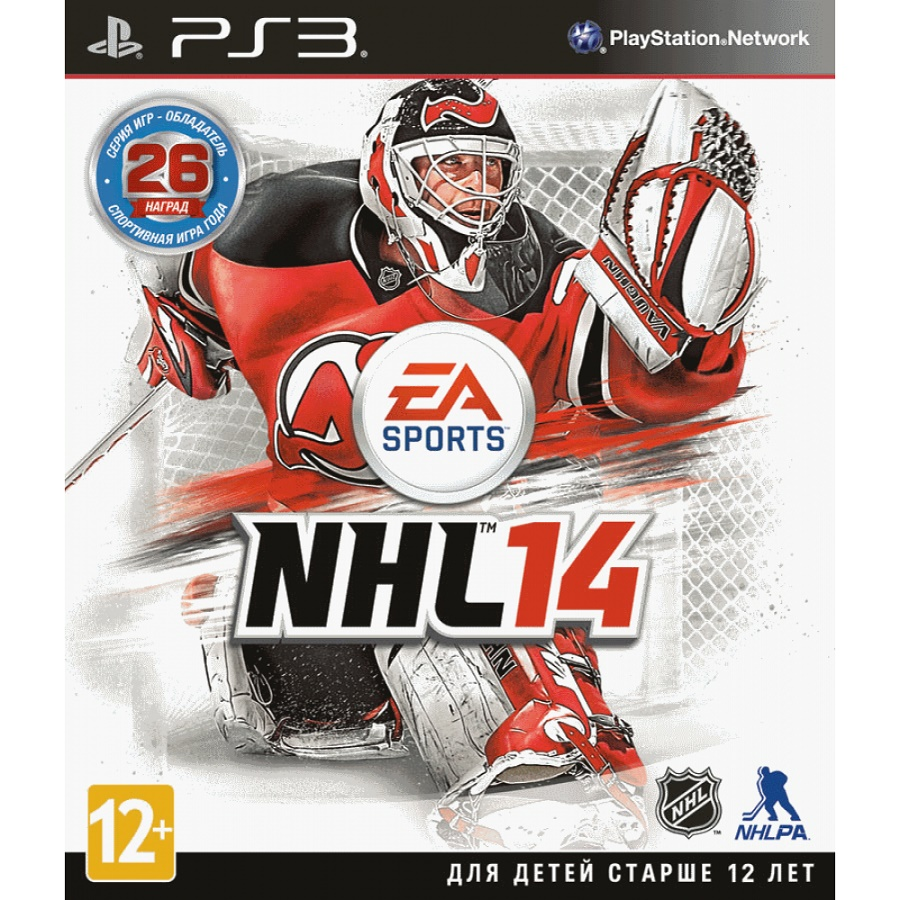 Игра для PS3 NHL 14 title=