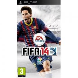Игра для PSP FIFA 14