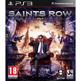 Игра для PS3 Saints Row 4