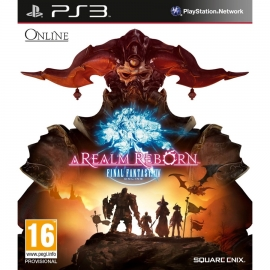 Игра для PS3 Final Fantasy XIV: A Realm Reborn