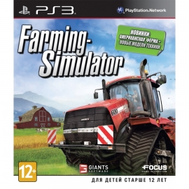 Игра для PS3 Farming Simulator