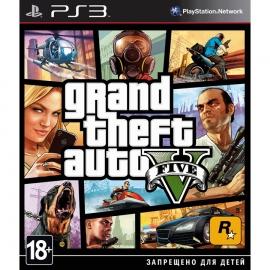 Игра для PS3 Grand Theft Auto V