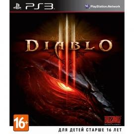 Игра для PS3 Diablo III