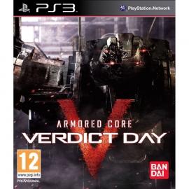 Игра для PS3 Armored Core: Verdict Day