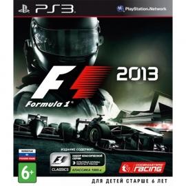 Игра для PS3 Formula 1 2013