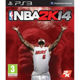 Игра для PS3 NBA 2K14