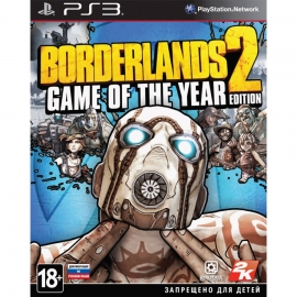 Игра для PS3 Borderlands 2 (Game of the Year Edition)